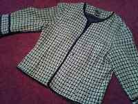 size 8 kenzie dressy jacket