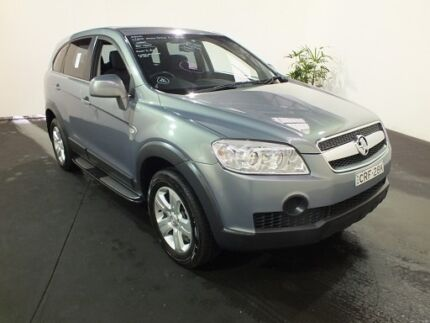 2010 Holden Captiva 7 Seater Diesel AWD Smithfield Parramatta Area Preview