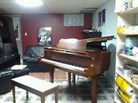 Cours piano à Trois-Rivières et Montréal