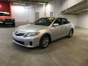 2011 Toyota Camry Hybrid only 78K | Accident-FREE | CERTIFIED