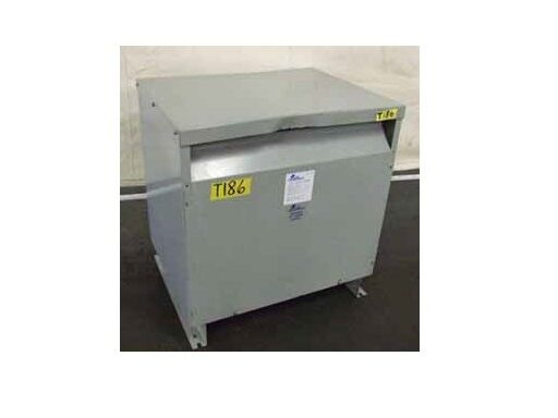 51 KVA Acme Transformer 460 volts Primary 460Y/ 266 Secondary Volts Phase 3 USA
