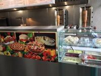 kebab, pizza, burger takeaway shop for sale £3,000 rent per year in Kings Lynn Norfolk