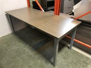"Ionic Table Desk - 30"" x 72"""