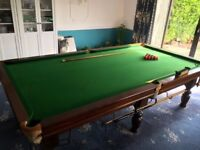 Fantastic Snooker Table Immaculate condition