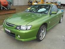 WRECKING 2003 HOLDEN COMMODORE VY SS UTE 5.7L MAN - PARTS CENTRAL Austral Liverpool Area Preview