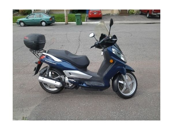 Used 2009 Scooter Other