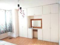 double room near hanger lane station £160 per week all bills included