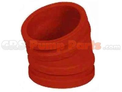 Concrete Pump Parts Schwing 14 Degree Elbow 10189903 Pipe Bend S10009928