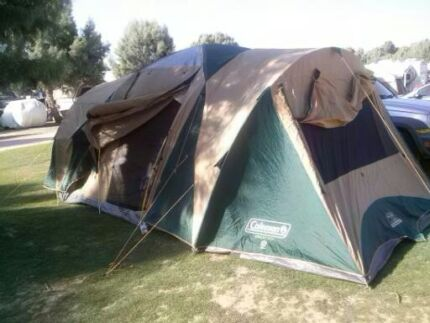 Tent  - Coleman Chalet 9CV - sleeps up to 9 people Quinns Rocks Wanneroo Area Preview