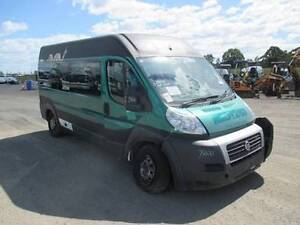 2014 FIAT DUCATO BUS 3.0LTR - FIAT VAN WRECKING / ALL PARTS Campbellfield Hume Area Preview