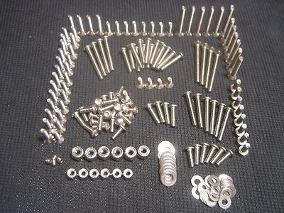 Axial EXO Terra Buggy Stainless Steel Hex Head Screw Kit 175++ pcs NEW Stadium ()