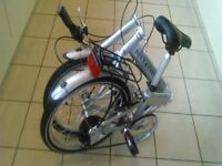 Town & Country Folding Bike