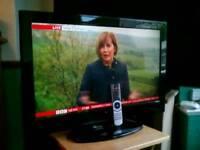 "Technika 32"" LCD TV.. First £20 Takes Away.. Blackpool.. Please Read...."