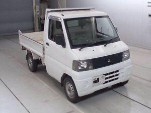2001 Mitsubishi Pickup Minicab Dump box