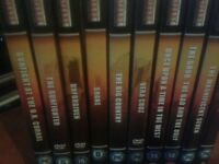 WESTERNS THE CLASSIC COLLECTION DVD SET..