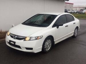 2010 Honda Civic NO ACCIDENT - SAFETY & E-TESTED