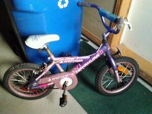 Vélo Nakamura pour fillette - Nakamura girl bike