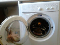 Indecit Washer/Dryer 1WDC6125. White. 2 years old. Good working order and condition