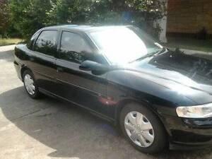2001 Holden Vectra Sedan Tungkillo Mid Murray Preview
