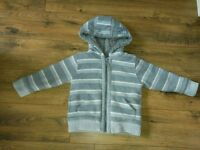 Next cosy hoodie 2-3 years old boy or girl