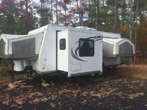 HYBRID TRAILER FOR RENT/WE WILL DELIVER&SETUP AS WELL