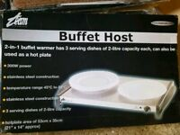 Buffet Food warmer -3 in 1. Perfect for Christmas.
