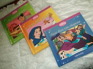 livres Princesses super propres