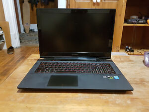 Lenovo Y50 gaming laptop for sale