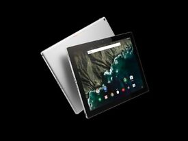 "Google Pixel C 64GB Tablet Silver, 3GB RAM, 10.2"" Display. £350 no offers."
