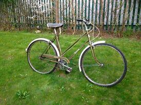 Vintage ladies bicycle!