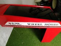 wheel horse bonnet