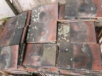 Reclaimed Sandstorm Red Clay Roof Tiles 2500+