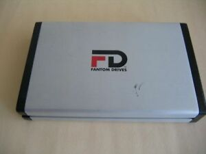Phantom Drives TFDU12072 Titanium USB 2.0 120 GB Hard Drive