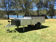 2019 LX6 FORWARD FOLD OFF ROAD CAMPER TRAILER. Milperra Bankstown Area Preview