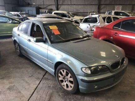 2001 – 2005 BMW 318i E46 GREEN SEDAN WRECKING PARTS – B22136 Villawood Bankstown Area Preview