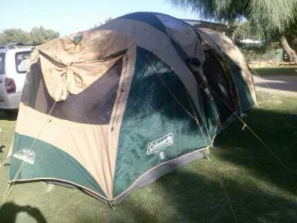 Tent for sale - 3 room sleeps up to 9 people Quinns Rocks Wanneroo Area Preview