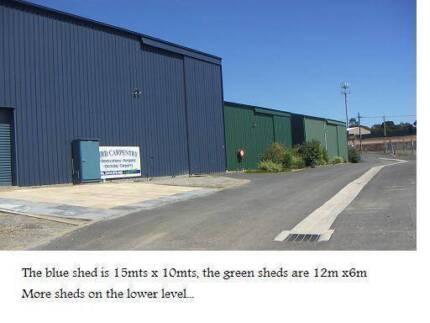 Storage shed to rent at Lonsdale $900 per month & rent in Adelaide Region SA | Parking u0026 Storage | Gumtree Australia ...