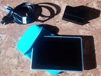 "Blackberry Playbook 16GB 7"" Tablet with Rapid Charger & Extras"