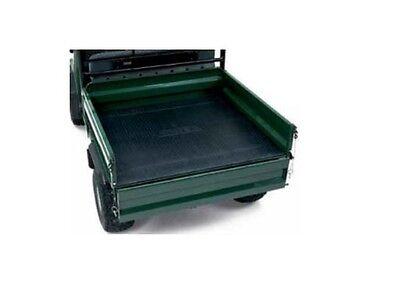 KAWASAKI MULE 500 550 520 610 600 BLACK RUBBER BED MAT KAF550-030