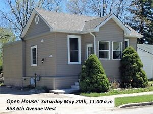 OPEN HOUSE:  SATURDAY MAY 20th, 11:00 a.m.