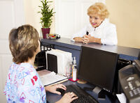 Medical Office Receptionist wanted