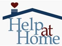 Home Help/Care Work/Pet Feeder