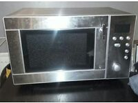 20 Litre stainless steel microwave oven