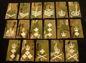 Pair-Of-Ivory-Multicam-Rank-Slide-MTP-Combat-slides-Multi-Terrain-Pattern-Slide