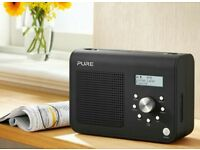 Pure One Classic DAB Radio (Rechargeable)