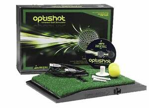 NEW-OPTISHOT-INFRARED-GOLF-SIMULATOR-INDOOR-PRACTICE-PLAY-OPTI-SHOT-DANCIN-DOGG