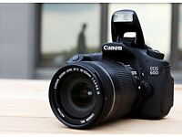 CANON 60D with 18-55mm lens (QUICK SALE)