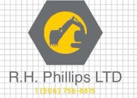 R H Phillips Ltd Excavation Services