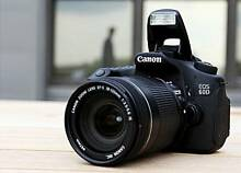 Canon 60d + Extra Battery Adelaide CBD Adelaide City Preview
