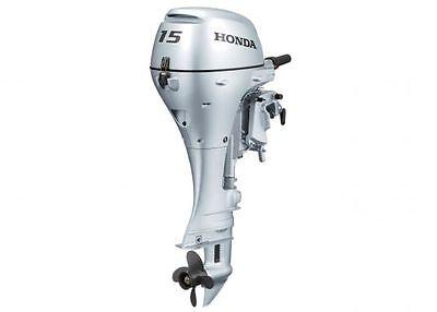 Außenborder Honda 15 PS BF15 SHU
